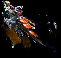 MHGU-Great Sword Equipment Render 001