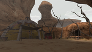 MHFU-Desert Screenshot 001