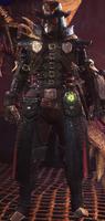 Girros β Armor (MHW)