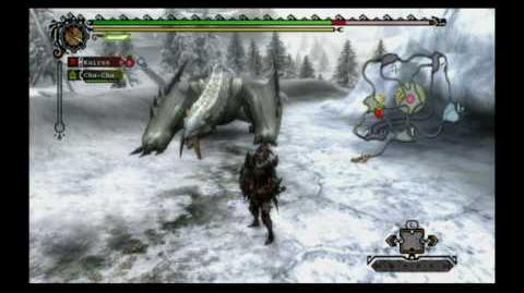 Monster Hunter 3 - Barioth Guide (Part 2 2)