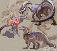 New raptors