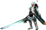 FrontierGen-Long Sword Equipment Render 001