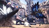 MHWI-Nargacuga and Nightshade Paolumu screenshot 001