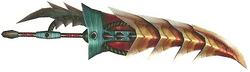 FrontierGen-Great Sword 018 Low Quality Render 001