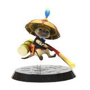 Capcom Figure Builder Palicoes Volume 2 Yukumo Cat