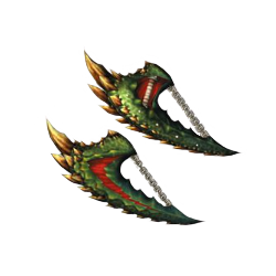 MH4-Dual Blades Render 046
