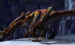 MH4U-Tigrex Left Wing Break 001