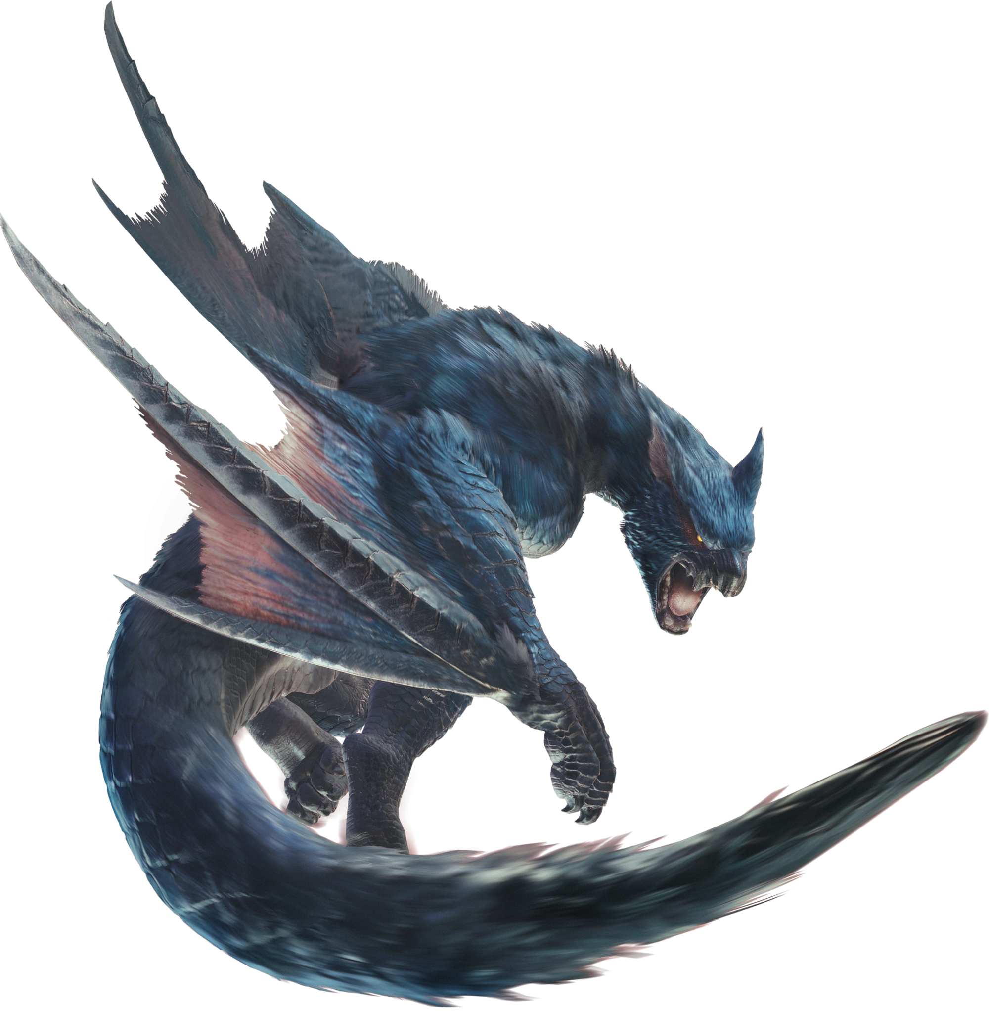 Nargacuga | Monster Hunter Wiki | FANDOM powered by Wikia