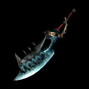 MH4-Great Sword Render 029