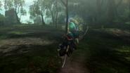 MHP3-Zinogre Screenshot 028