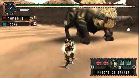 2 Rayos Salvajes Atrevasando la Arena Nemesis Dark Hunter