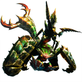 MH4-Seltas Queen and Seltas Render 001