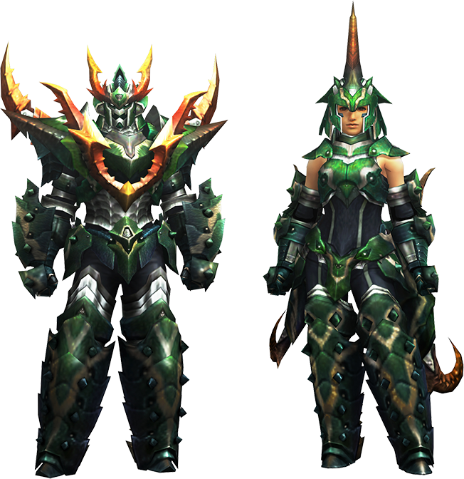 Loving Mhw But Disappointed In The Armor Variety Monsterhunter