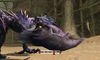 MH4U-Yian Garuga Head Break 002