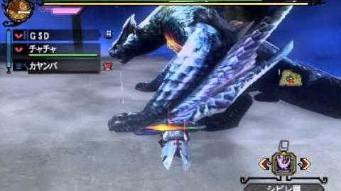 Lucent Nargacuga Videos