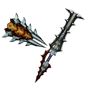 MH3U-Sword and Shield Render 005