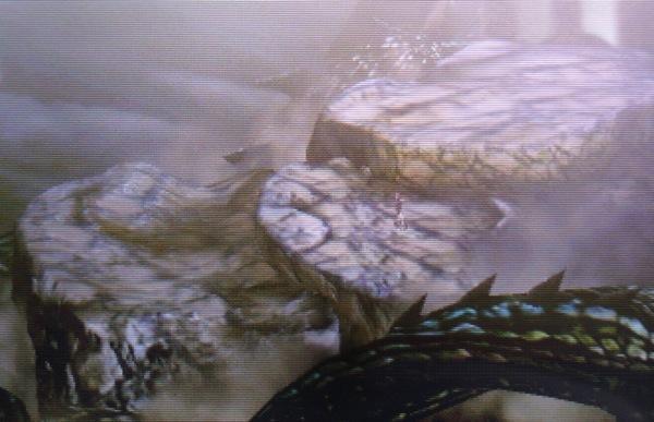 MH4-Thousand Blade Mountain Screenshot 001