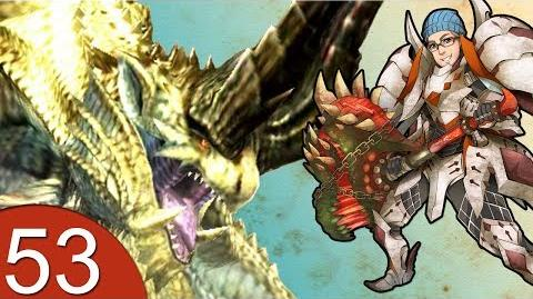 Monster Hunter 4 Nubcakes 53 - Shagaru Magara HR6 URGENT English commentary online gameplay