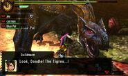 MH4U-Tigrex Screenshot 033