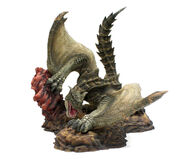 Capcom Figure Builder Creator's Model Brute Tigrex 001