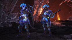 MHW-Lunastra Gamma Armor Screenshot 001
