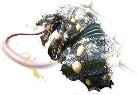 MHXR-Black Star Beast Volvidon Render 001