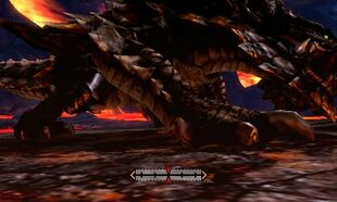 MH4U-Akantor Left Claw Break 002