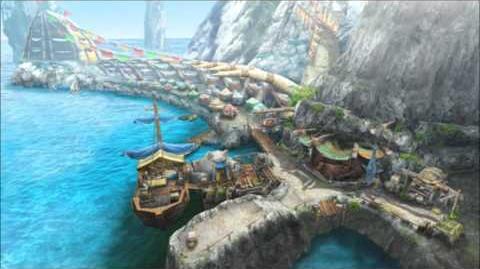 Monster Hunter 3 Ultimate Port Tanzia Theme