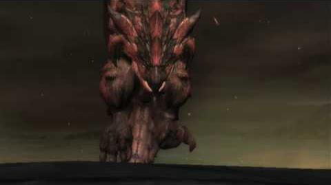 Monster Hunter Tri - Rathalos