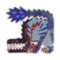 MHWI-Ebony Odogaron Icon