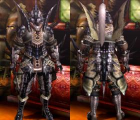 MH4U Male sol Z Blade