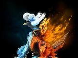 Burning Freezing Eruzerion