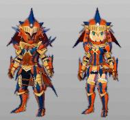 Rathalos Armor Mhst Monster Hunter Wiki Fandom