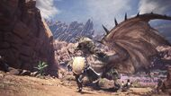 MHW-Rathian Screenshot 002