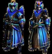 MHGU-Malfestio Armor (Blademaster) Render
