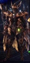 MHWI-RexRoarA+ArmorSet