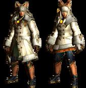 MHGU-Moofah Armor (Both) Render