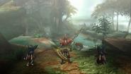 MHP3-Misty Peaks Screenshot 004