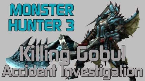 Monster Hunter 3 Ultimate - Low Rank Quest - Gobul - Accident Investigation