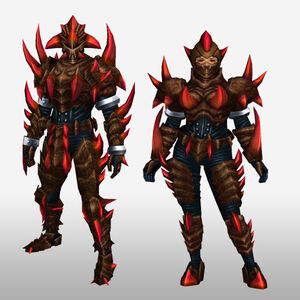 FrontierGen-Divol Armor 010 (Both) (Front) Render