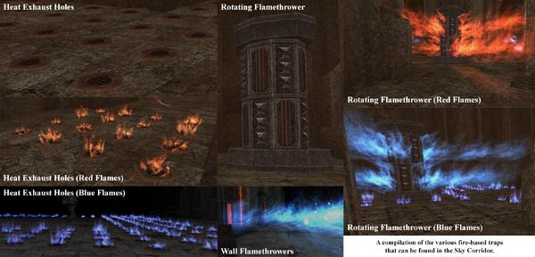 MHFG Tenrou Flame Trap Compilation
