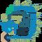 MHO-Azure Rathalos Icon