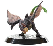 Capcom Figure Builder Volume 10 Purple Gypceros