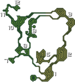 MH1-Forest and Hills Map Cut FQ