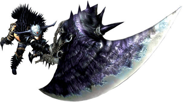 File:MH4U-Great Sword Equipment Render 001.png