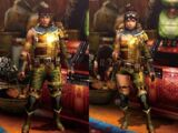 MH4U: Low-rank Blademaster Armor