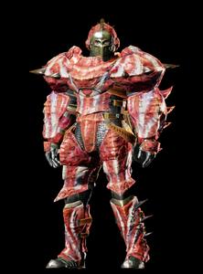 MHO-Hermitaur Armor (Gunner) (Male) Render 001