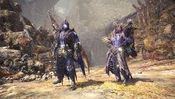 MHW-Vaal Hazak Gamma Armor Screenshot 001