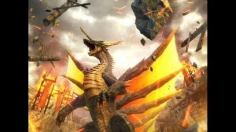 Monster Hunter Frontier Online Forward 1 ~ Rukodiora Battle Soundtrack