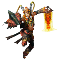 MH4-Sword and Shield Equipment Render 001